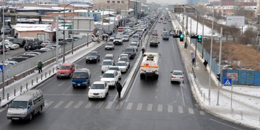 Хугацаандаа татвараа төлөөгүй бол замын хөдөлгөөнд оролцуулахгүй
