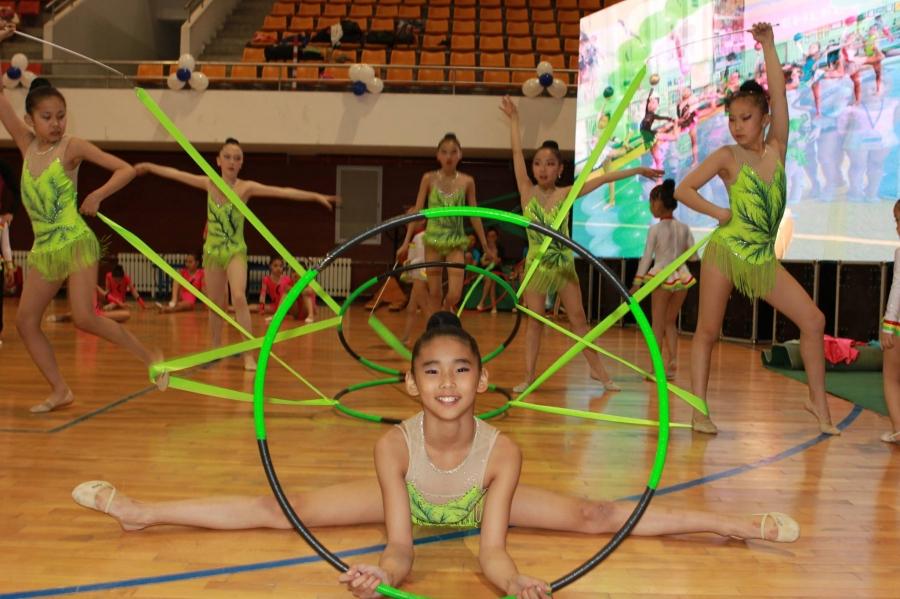 Аэробик гимнастикийн УАШТ болно
