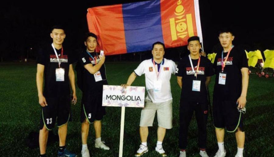 Монголын баг гурав дараалсан хожил байгууллаа