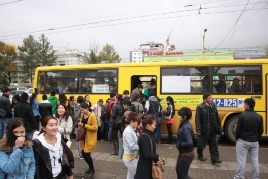 Зарим нийтийн тээврийн үйлчилгээний цагийн хуваарьт өөрчлөлт орлоо