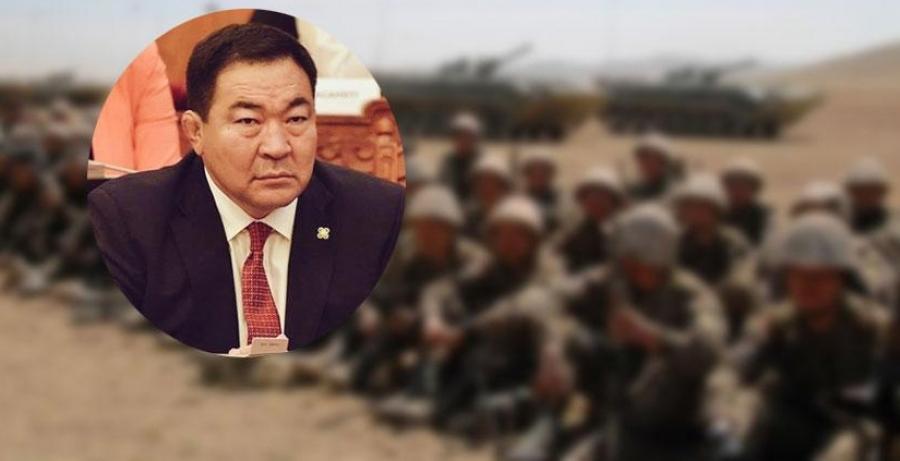 Б.Бат-Эрдэнэ сайд  Зүүнбаянгийн цэргийн ангид гарсан ноцтой хэргийг мэдээгүй байжээ