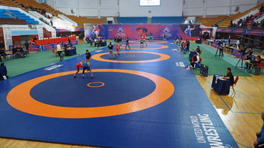 """""""Mongolia Open"""" тэмцээн эхэллээ"""