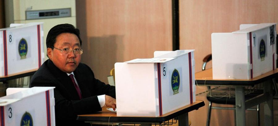 Ерөнхийлөгчийн сонгуулийн үеэр гадаадын 24 ажиглагч ажиллана