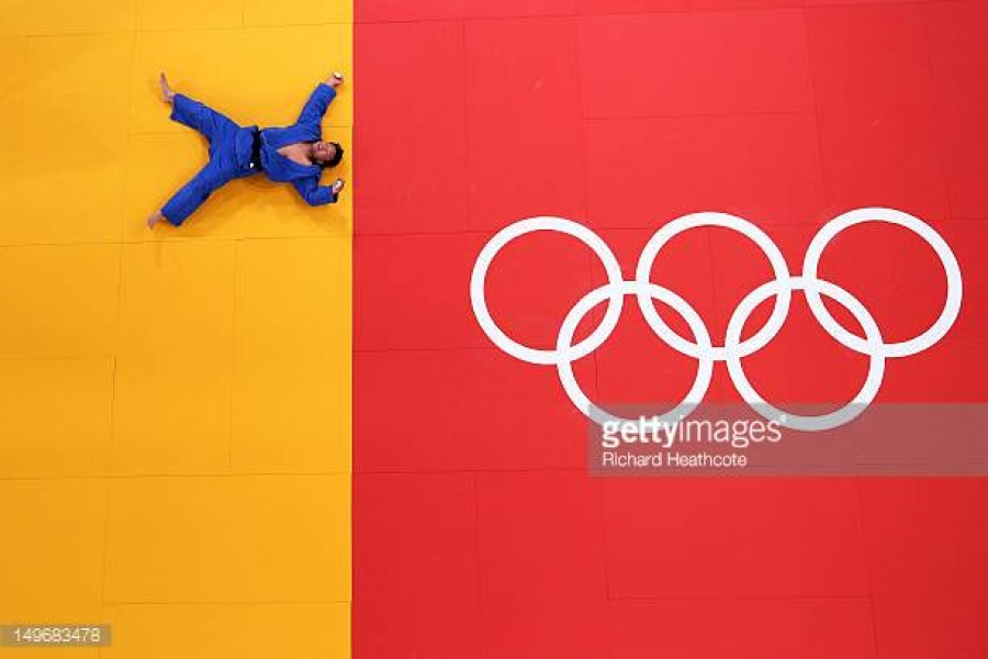 Н.Түвшинбаярын барилдааныг олон улсын олимпийн хороо онцолжээ