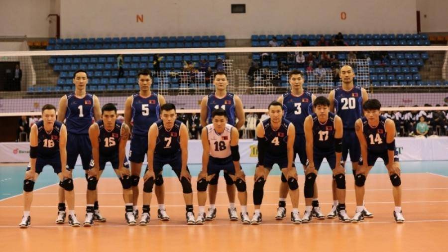 Манай волейболчид хасагдах шатанд Японы багтай тоглоно