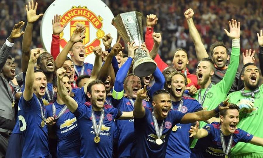 """""""Манчестер Юнайтед"""" клуб Европа лигт түрүүллээ"""