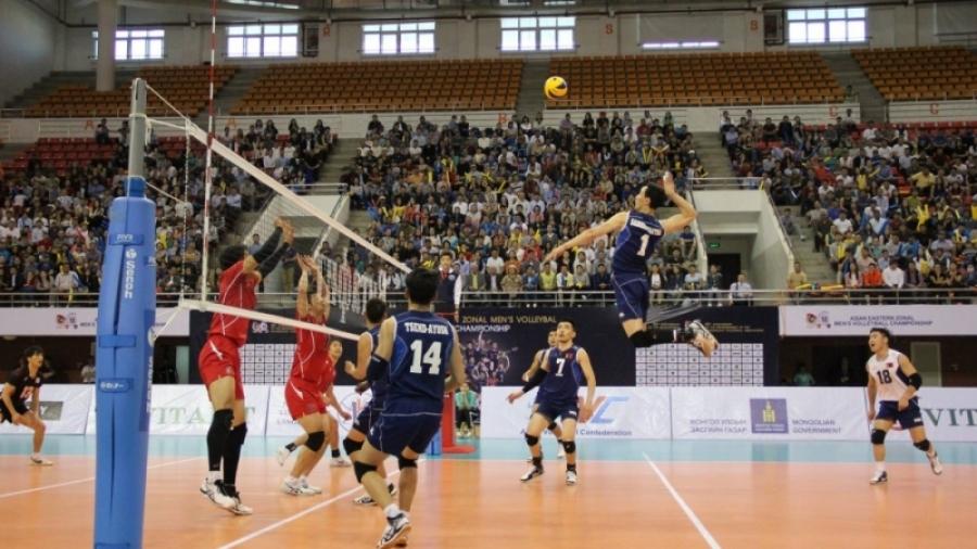 Монголын волейболчид хүрэл медалийн төлөө тоглоно