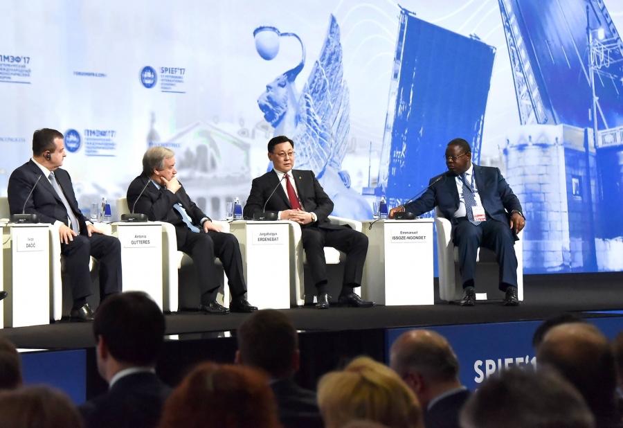 """""""Оросын  хөрөнгө оруулалт, бизнес, технологийг Монголд урьж байна"""""""