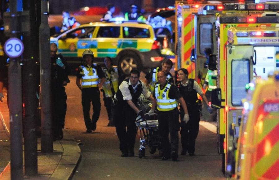 Гурван давхар цохилт буюу Лондоны алан хядах ажиллагаа