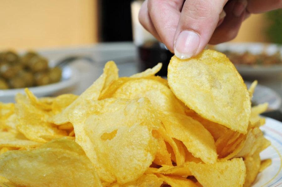 30 гр чипс идэхэд биеийн жинг 900 граммаар нэмдэг