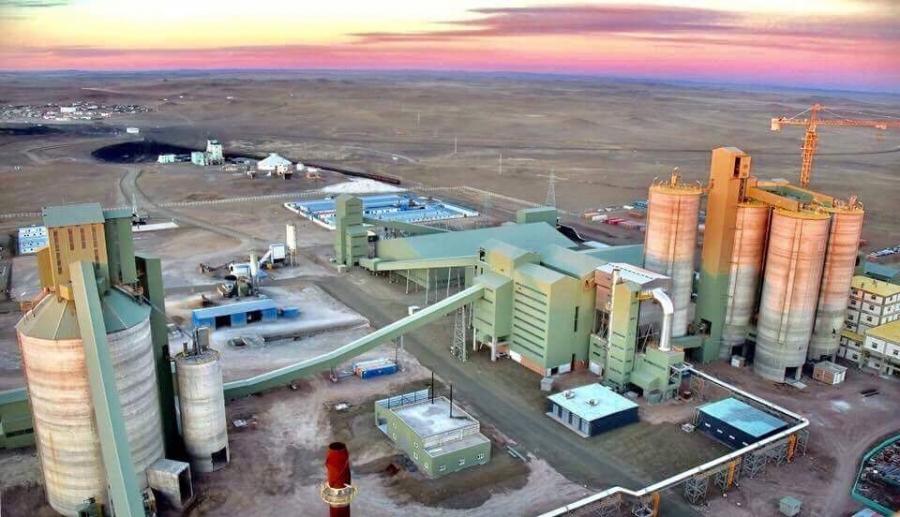 Цементийн импортыг орлох үйлдвэр ашиглалтад орлоо