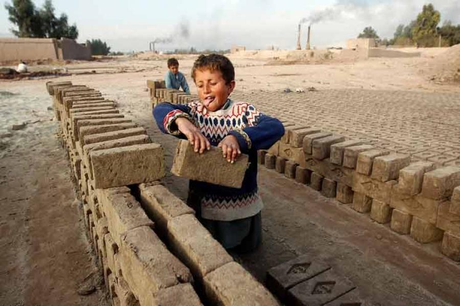 168 сая хүүхэд хөдөлмөр эрхэлж байна