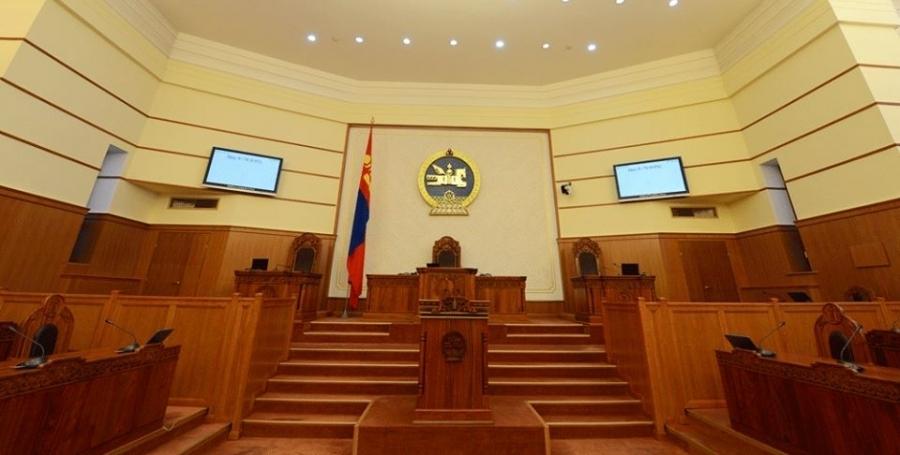 Монгол төрийн босго өндөр