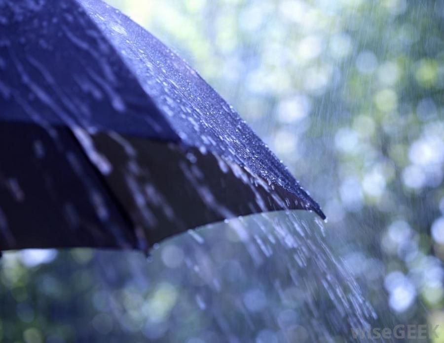 Түр зуурын бороотой