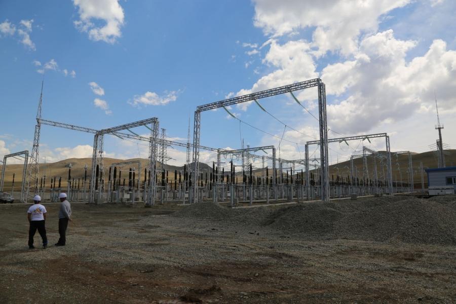 Улаанбаатар-Мандалговь дэд станцын барилга угсралтын ажил эхэллээ