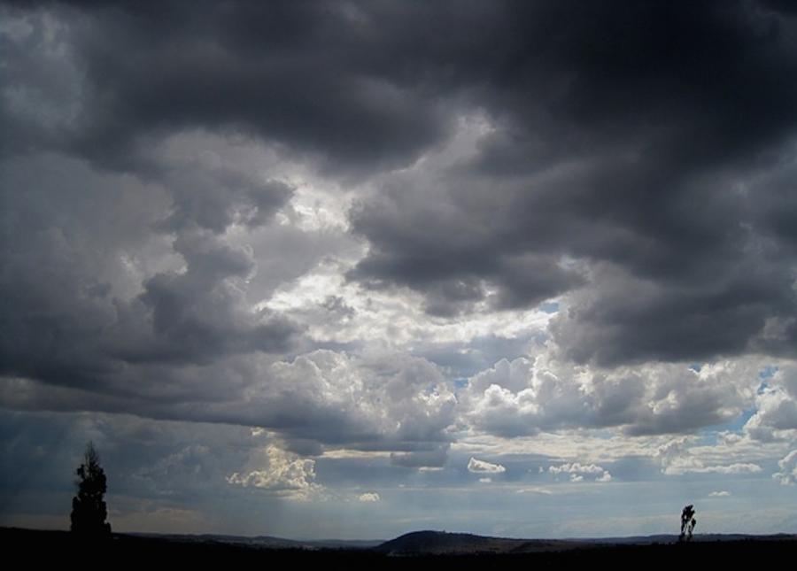 Хөвсгөл, Булган аймгийн нутгаар усархаг аадар бороотой