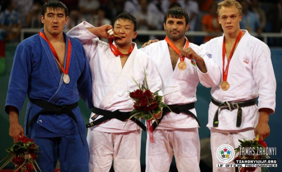 Олимпийн наадмаас анхны алтан медаль хүртсэн өдөр