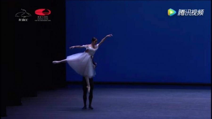 Монголын балетчин олон улсын тэмцээнээс шагнал хүртжээ