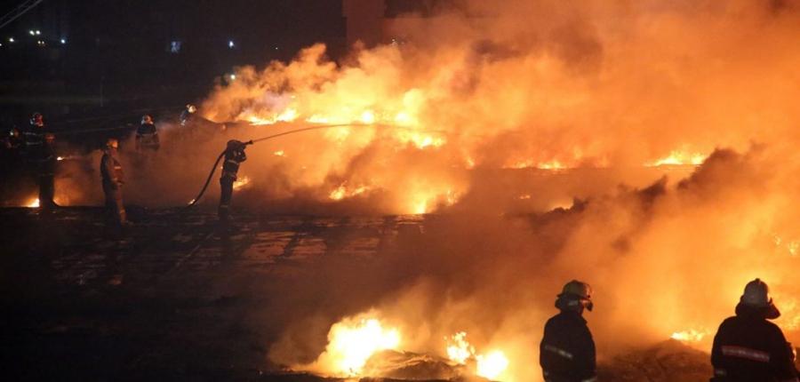 Гал түймрийн улмаас 9,5 тэрбум төгрөгийн хохирол учирчээ
