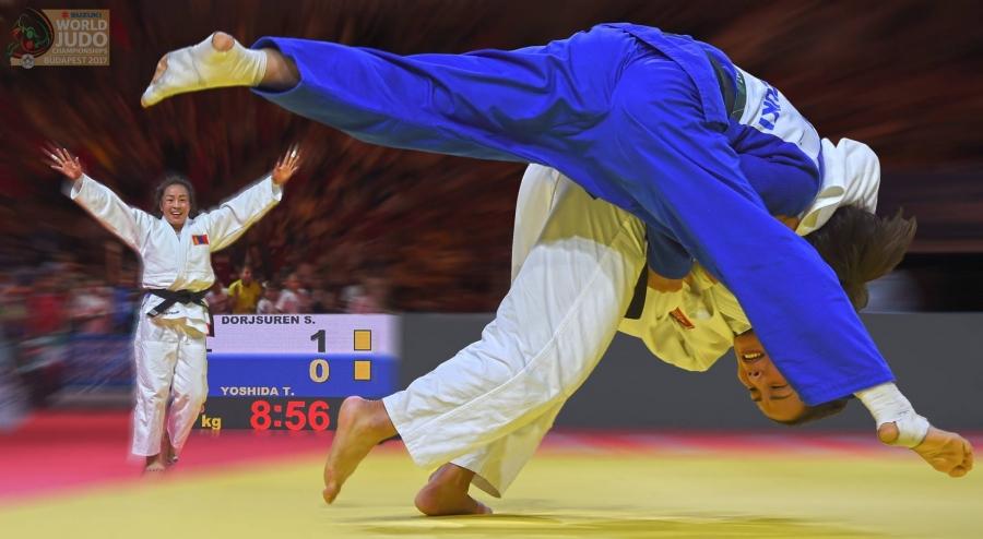 Д.Сумъяа сүүлийн гурван жилд олимп, дэлхийн тавцнаас цогц медаль хүртээд байна