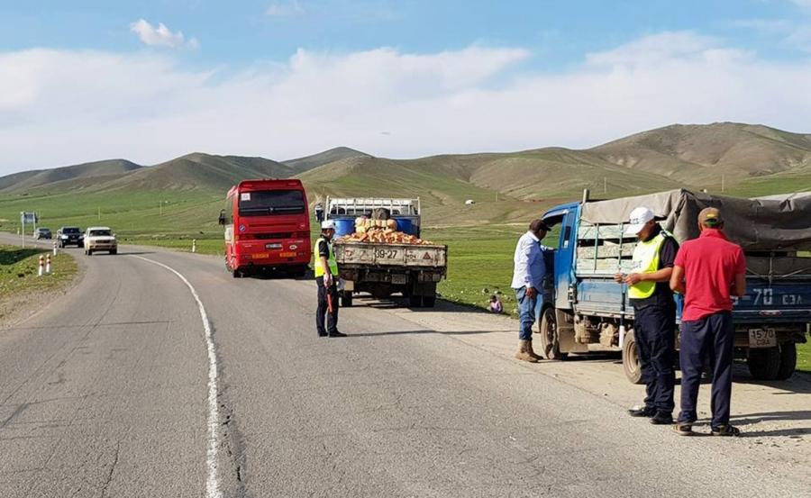 Орон нутгийн замд 209 хүн амиа алджээ