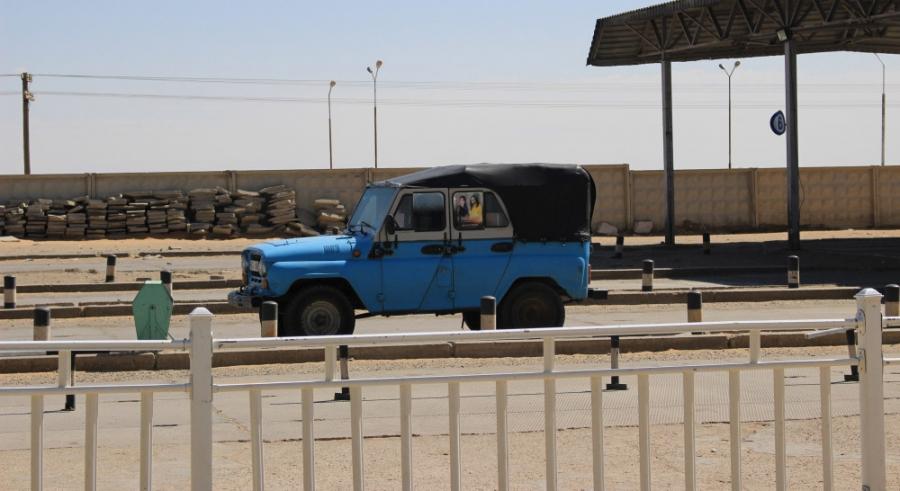 Замын-Үүд-Эрээний боомтоор зорчиж буй автомашинуудад шалгалт хийнэ