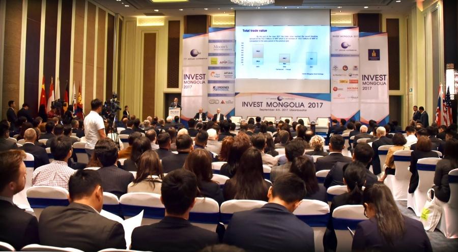 """Invest Mongolia"" чуулга уулзалт эхэллээ"