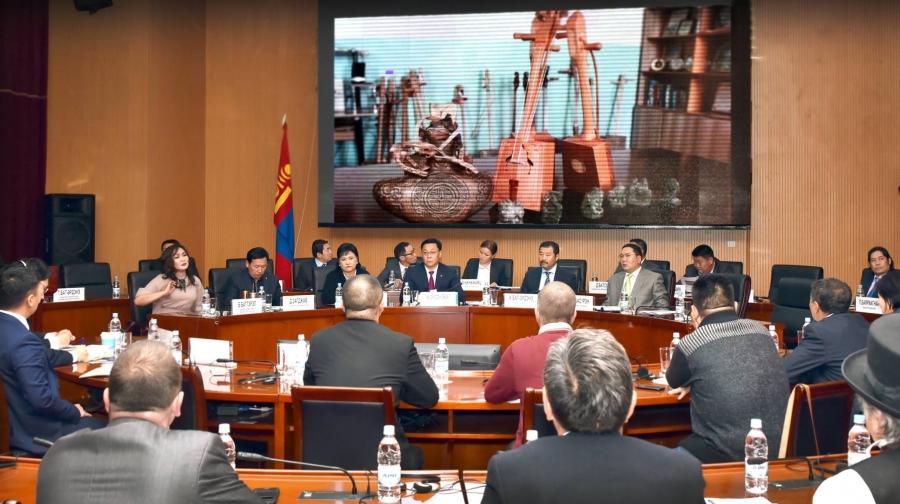 """""""Эрсдэлийг боломж болгоход Монголын үндэсний брэндийн зөвлөл томоохон үүрэгтэй"""""""
