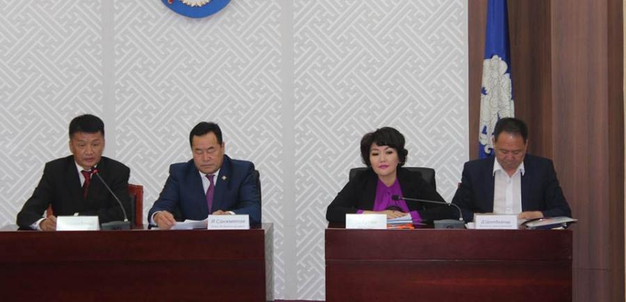 Хэлмэгдүүлэлт бол Монгол үндэстний асуудал байсан гэв