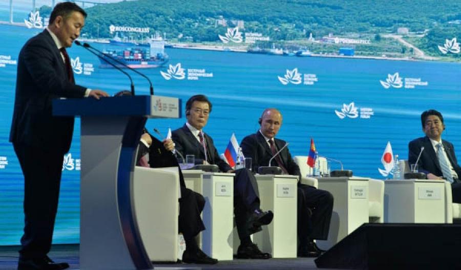 Х.Баттулга: Алс Дорнод монголчуудад Ойрын Дорнод юм байна гэдгийг мэдэрлээ