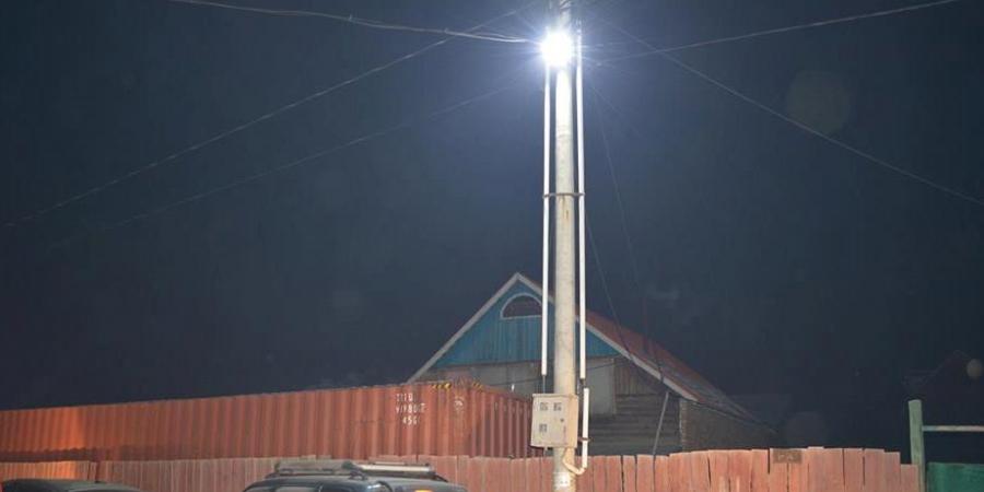 Хотын гэрэлтүүлэг 95,06 хувьтай асч байна