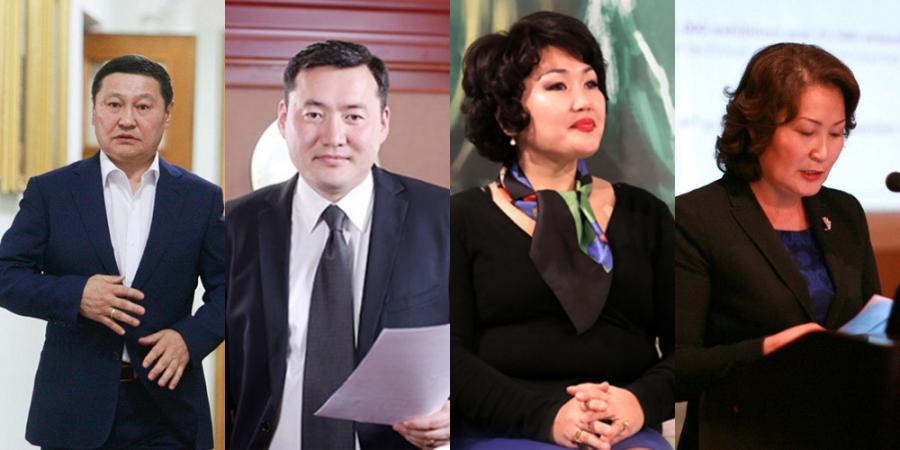 МОАХ-ны даргад бус Монгол Улсын Ерөнхийлөгчид зөвлөх юм шүү дээ, эд чинь