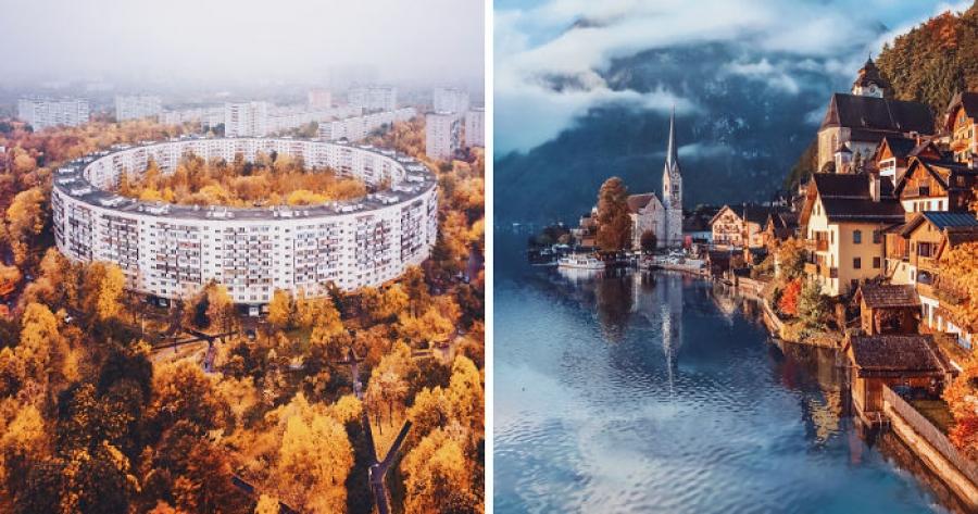 ФОТО: Намар дэлхийн өнцөг булан бүрт