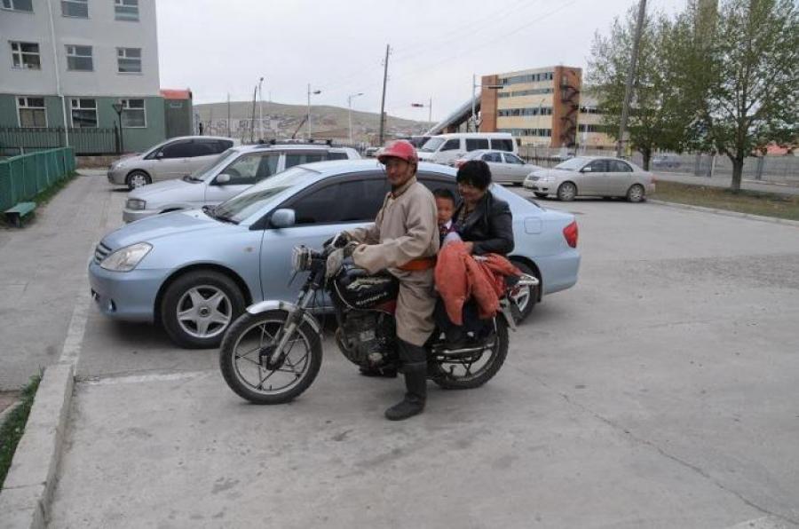 Мотоциклийн хөдөлгөөнийг хориглолоо