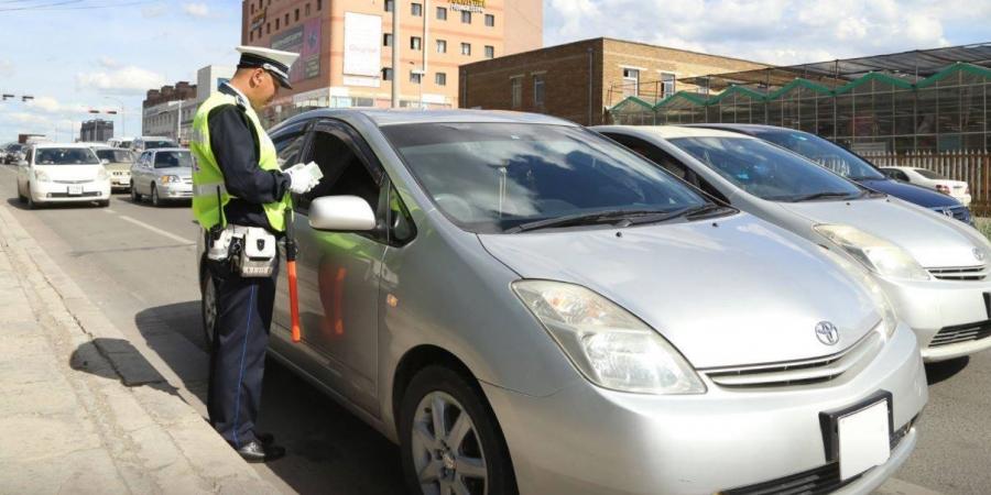Татвараа төлөөгүй тээврийн хэрэгслийг замын хөдөлгөөнд оролцуулахгүй