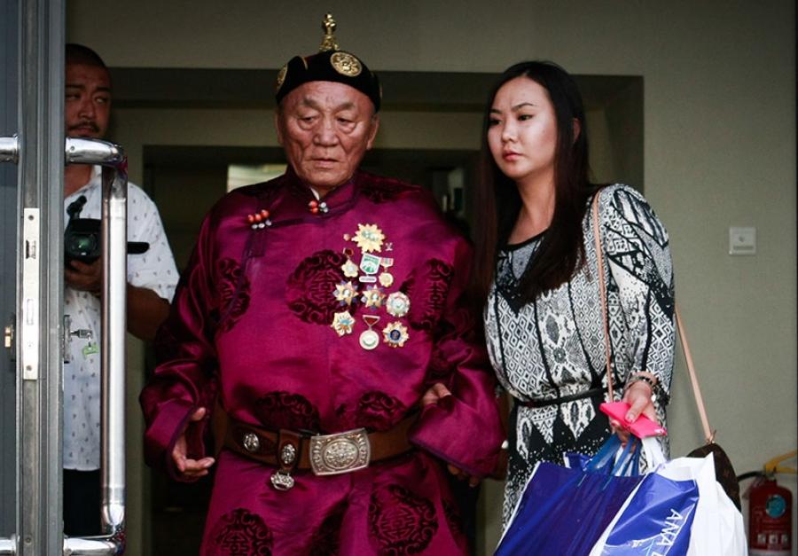Монгол хүн ДАШТ-ээс анх удаа медаль хүртсэн өдөр
