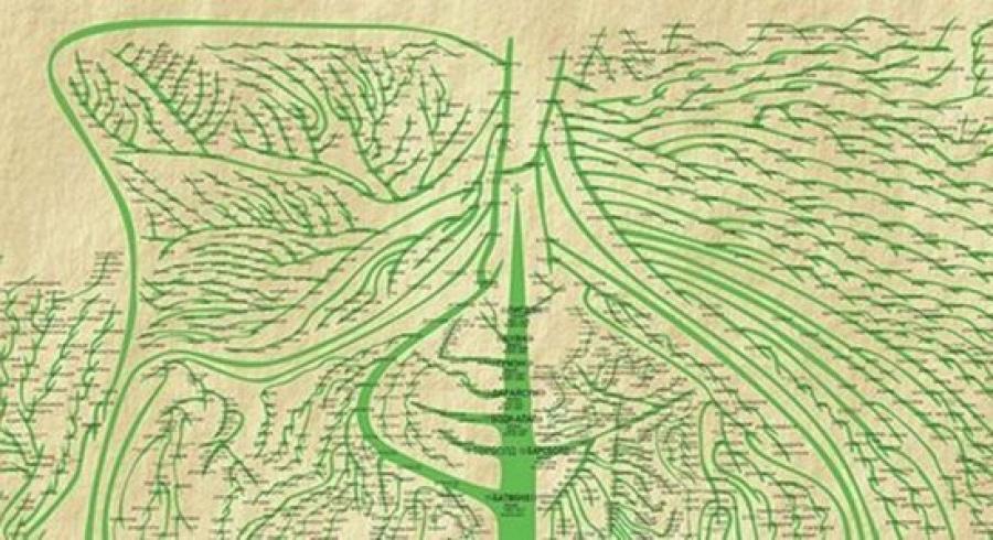 Ургийн овог бүдгэрч, угийн бичгээ гээсэн Монгол
