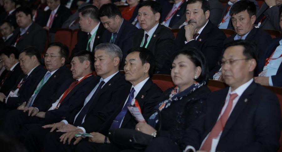 ТАНИЛЦ: МАН-ын Удирдах зөвлөлийн гишүүд