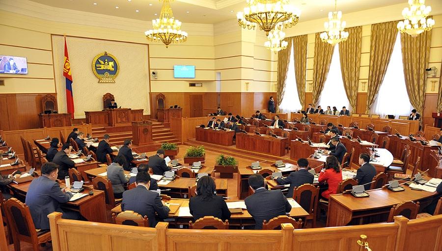 Монгол Улсын Засаг захиргаа, нутаг дэвсгэрийн тухай хуулийн төслийг хэлэлцэж байна