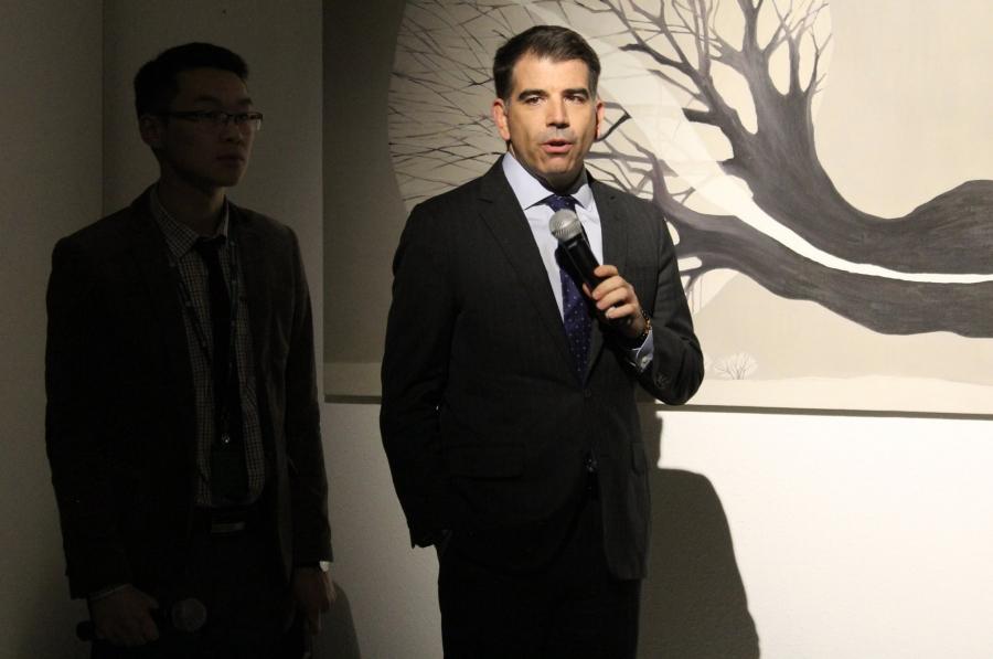 """ХААН Банкны Гүйцэтгэх захирал асан Ж.Питер Морроугийн дурсгалд зориулсан """"Гэрэлт Морьд"""" хүндэтгэлийн арга хэмжээ боллоо"""