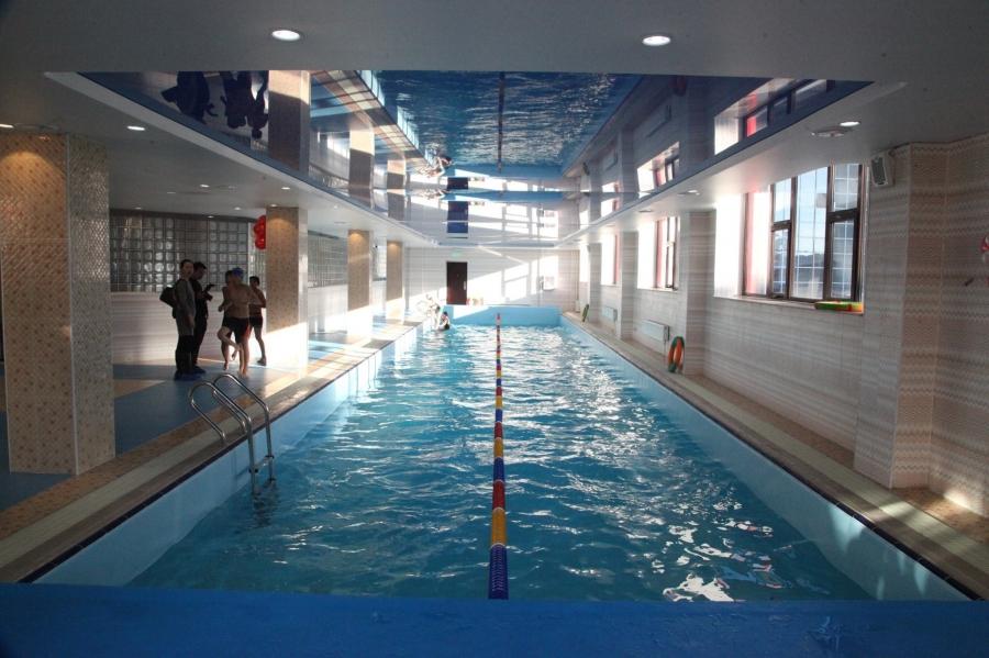 ФОТО: 33 дугаар сургууль усан бассейнтай боллоо