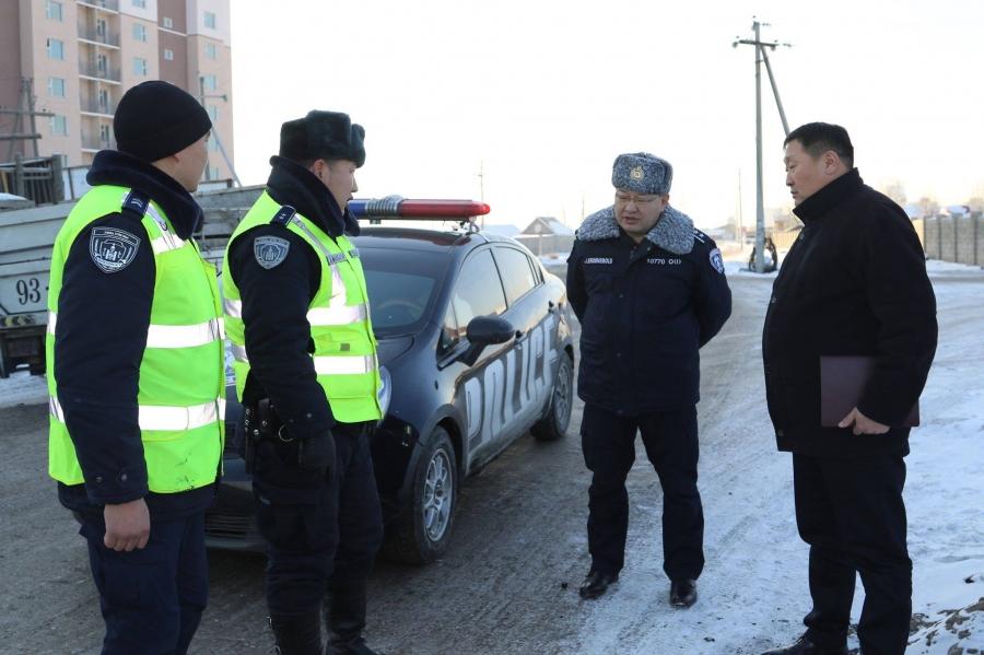 Сар шинийн босгон дээр цагдаагийн 180 албан хаагч шинэ байранд орно