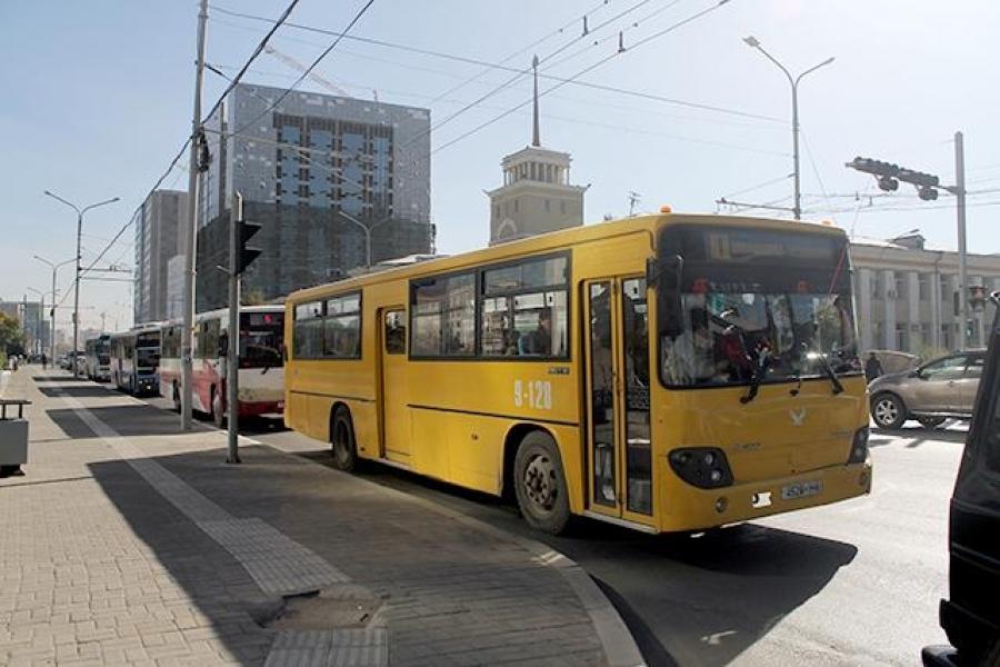 Сар шинээр нийтийн тээвэр үнэгүй үйлчилнэ