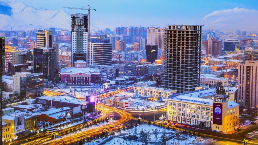 Улаанбаатар 6-8 хэм хүйтэн