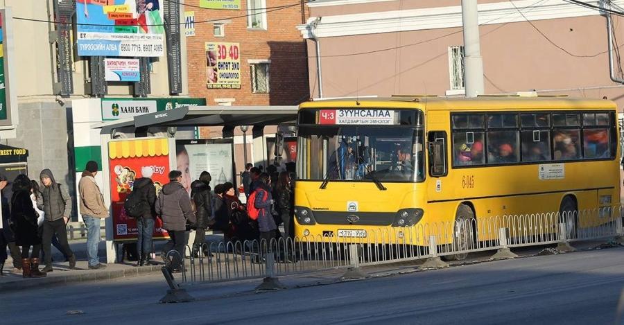 Автобуснууд эвдэрч зогссоноос замын түгжрэл үүсгэх тохиолдол олон гарч байна гэв