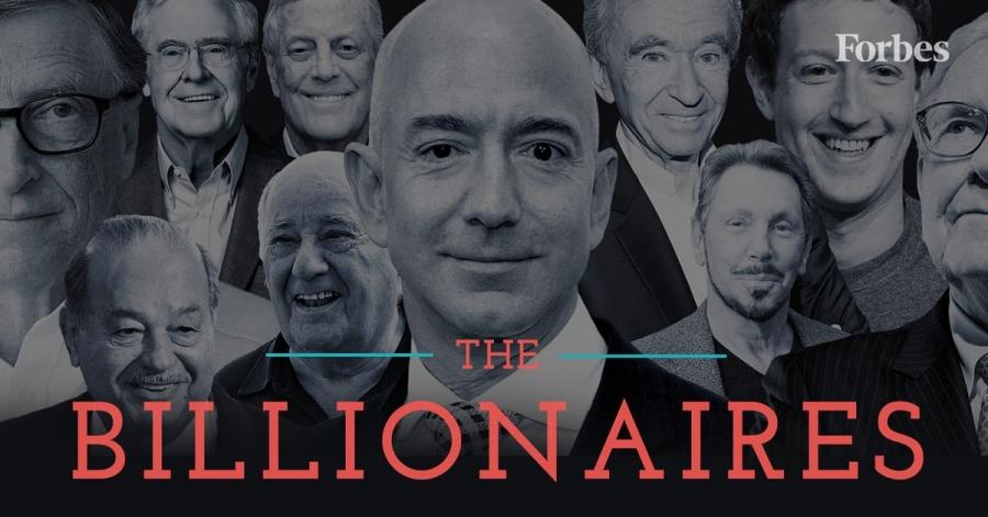 Дэлхийн хамгийн баян хүмүүс хэн бэ