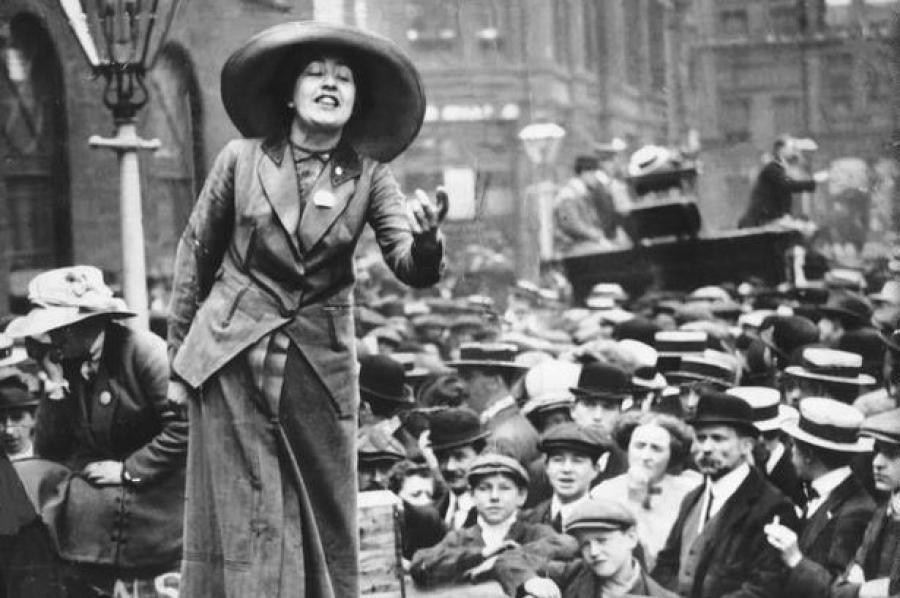 Эмэгтэйчүүдийн эрхийг хамгаалах өдрийн түүхээс