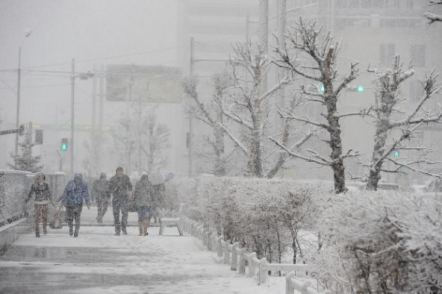 Улаанбаатарт 6-8 хэм хүйтэн