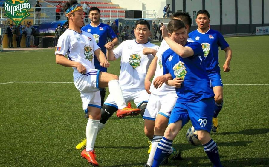 Монгол элдэв зураг