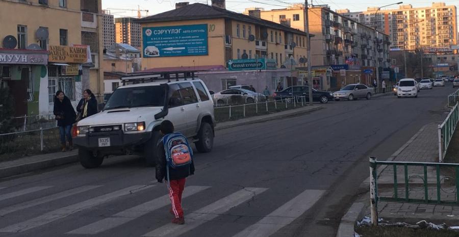 Зам тээврийн ослоор амиа алдсан хүүхдийн тоо сэтгэл сэртхийлгэж байна